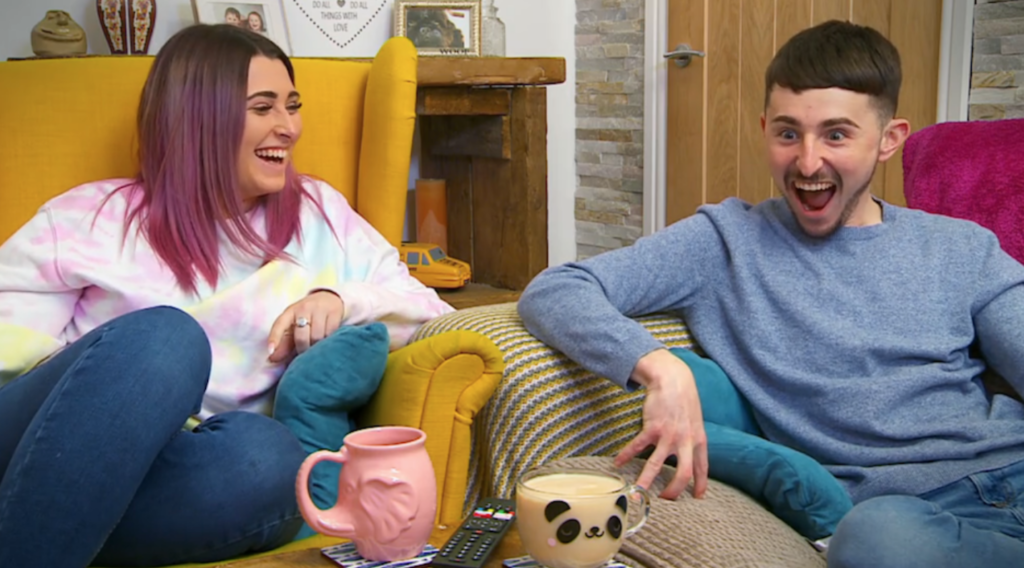 Pete and Sophie, Gogglebox, cast, ages, real life, how old, age