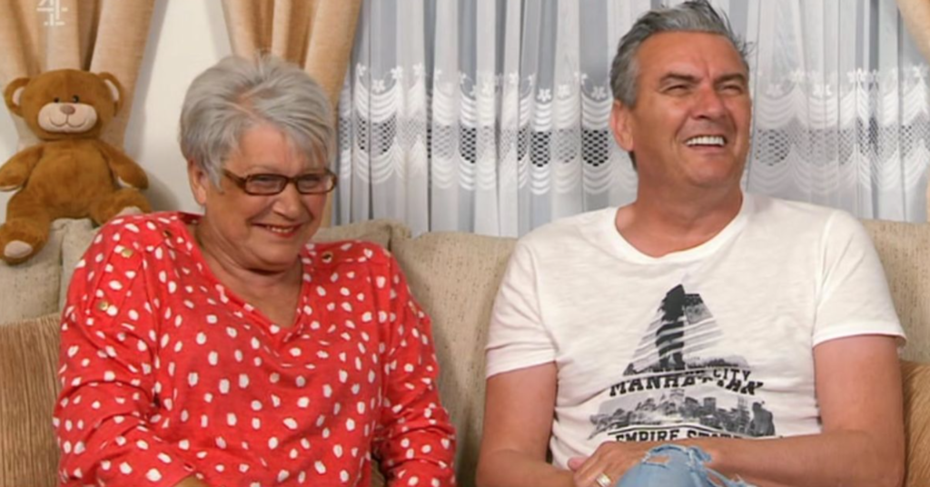 Jenny and Lee, Gogglebox, cast, ages, real life, how old, age