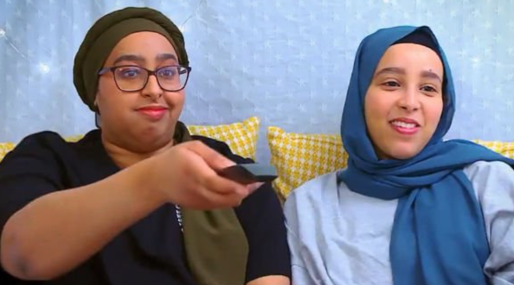 Amira and Amani, Gogglebox, cast, ages, real life, how old, age
