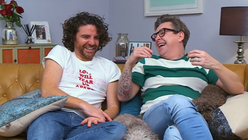 Stephen and Daniel, Gogglebox, cast, ages, real life, how old, age