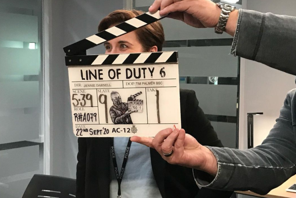 Line of Duty, BBC, production secrets, filming, behind the scenes, Kate Fleming, Vicky McClure