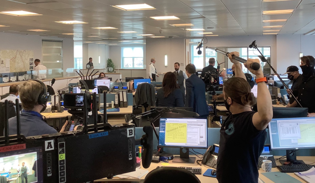 Line of Duty, BBC, production secrets, filming, behind the scenes