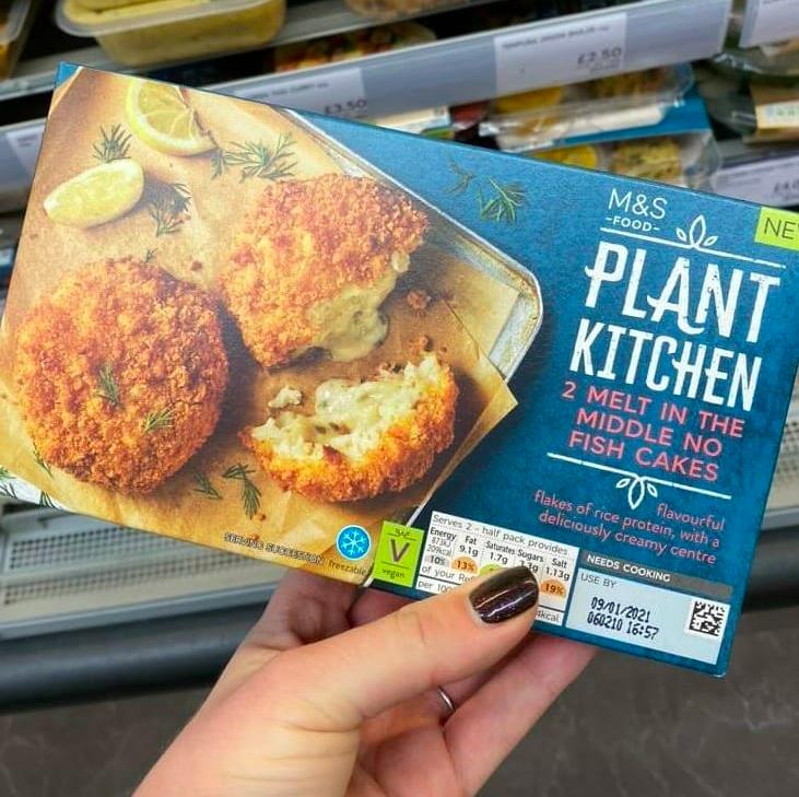 vegan fish alternatives