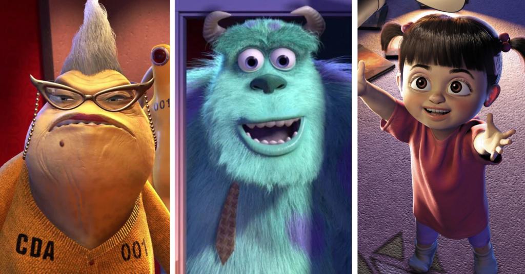 monsters inc character quiz