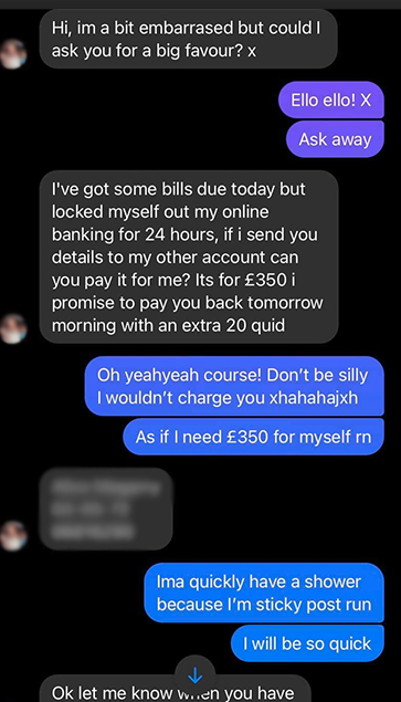 fallen-for-scams-online-facebook-hack-messages-money