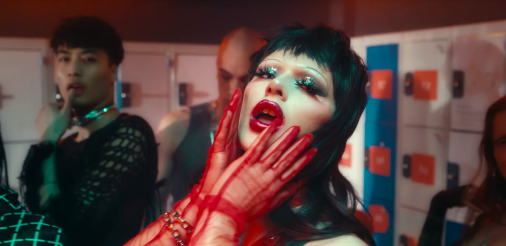 little mix, confetti, drag race, music video, bimini, tayce, awhora, saweetie