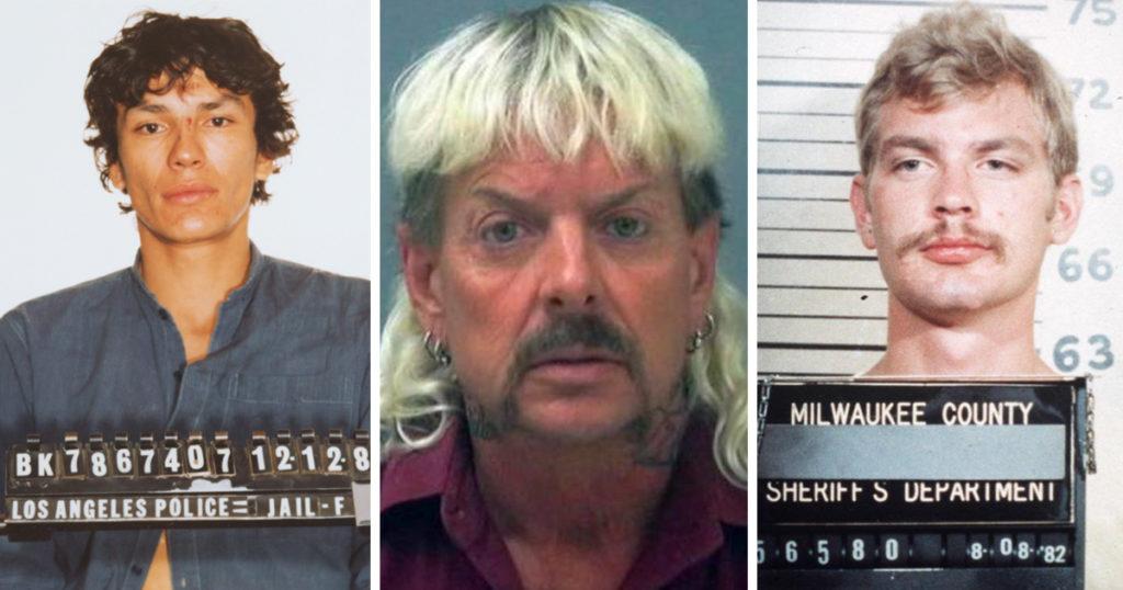 true crime, trivia, quiz, mugshots, netflix