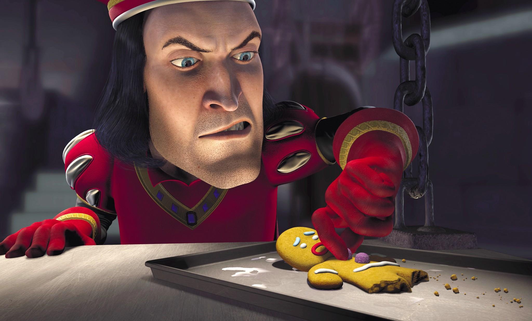 Lord Farquaad, Shrek