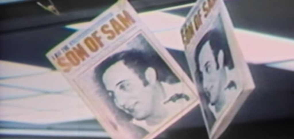 Son of Sam law, The Sons of Sam: A Descent Into Darkness, Netflix, David Berkowitz