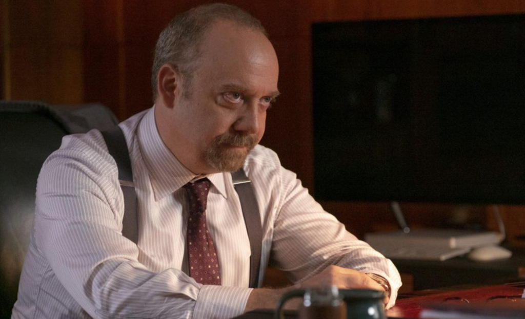 Paul Giamatti, The Sons of Sam: A Descent Into Darkness, Netflix, narrator, voiceover