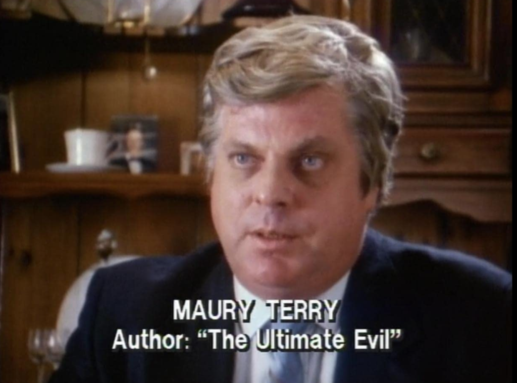 Maury Terry, Son of Sam, The Ultimate Evil, Unsolved Mysteries