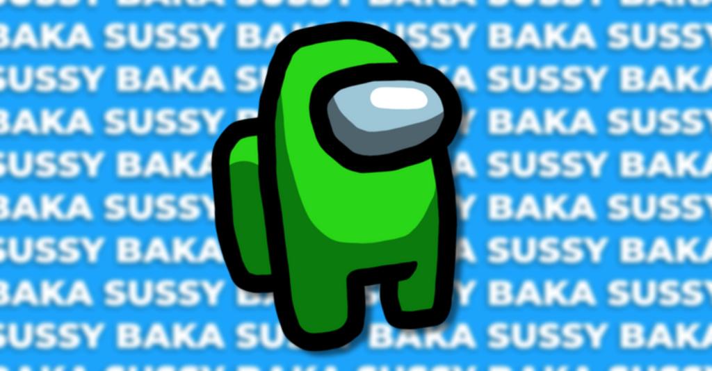 sussy baka