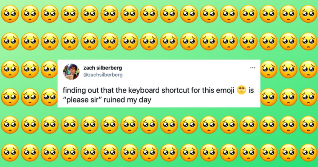 innocent eyes emoji