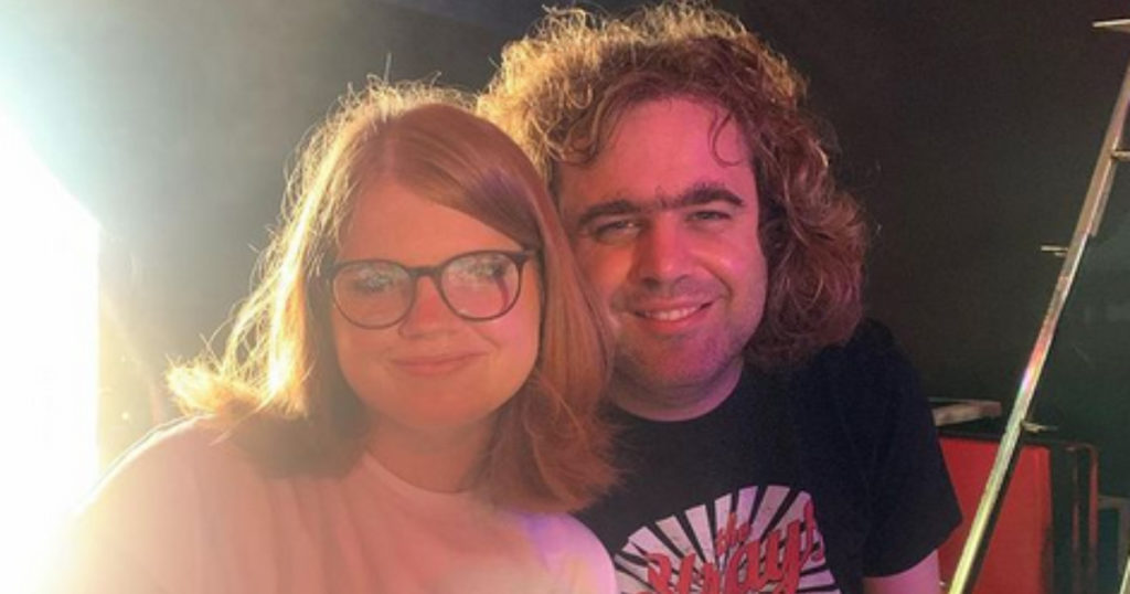 Daniel and Lily, The Undateables