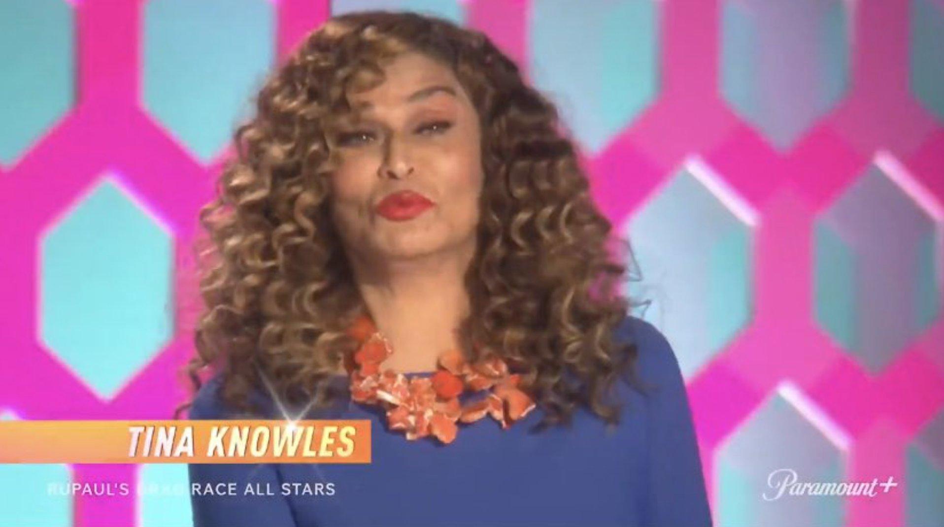 All Stars 6, Tina Knowles