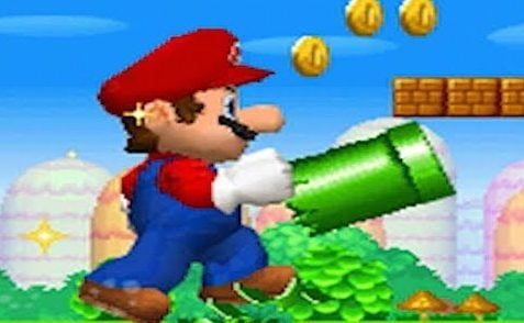 Nintendo DS, Mario