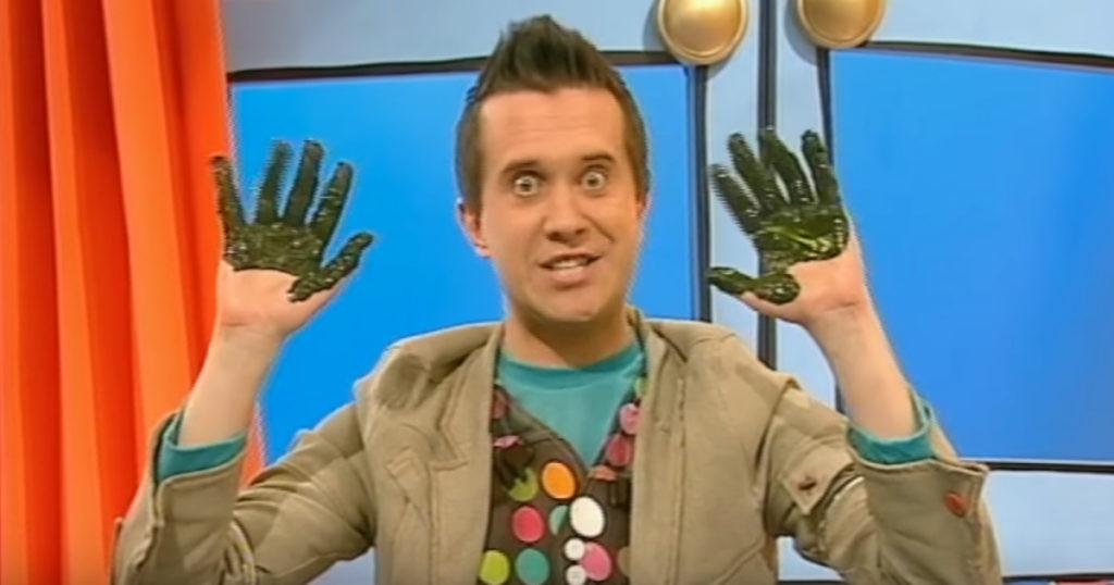 mister maker, children's tv presenter, death hoax