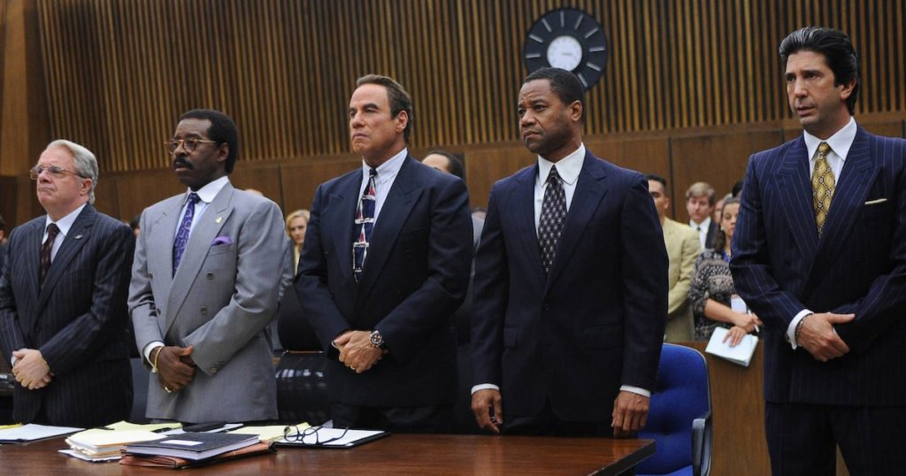 The best true crime dramas based on real life events on Netflix, The People vs OJ Simpson