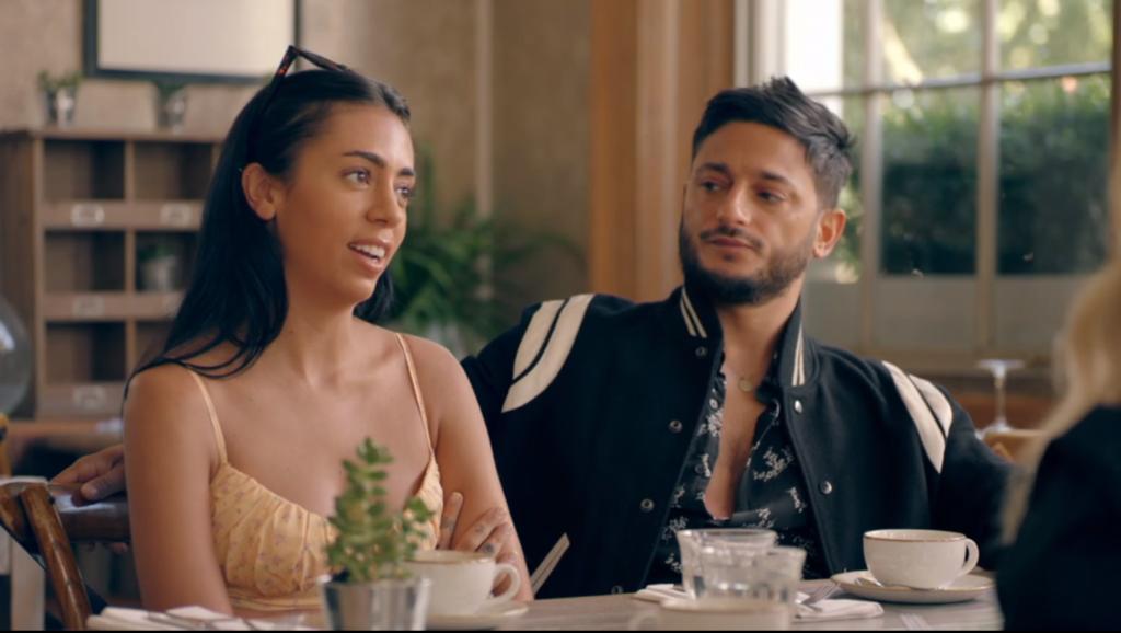 Ruby Adler and Reza Amiri-Garroussi split on Made in Chelsea