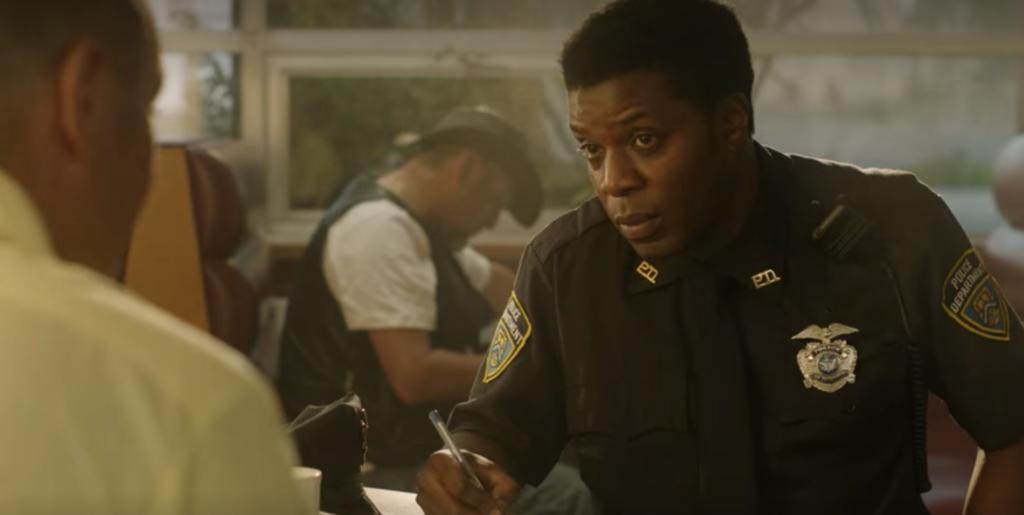 Believe Me: The Abduction of Lisa McVey, cast, Netflix, Milton Barnes, Officer Lopez
