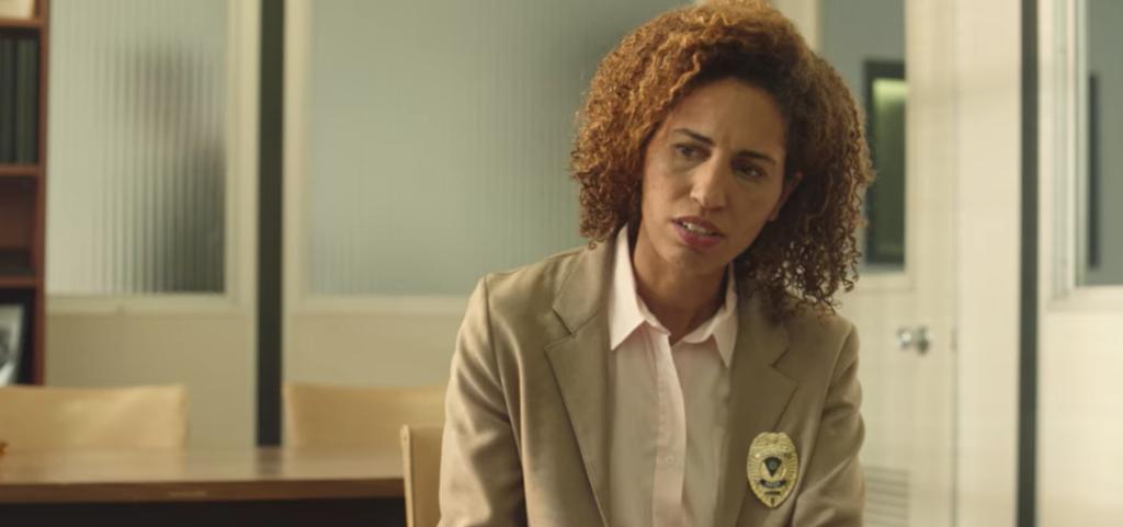 Patrice Goodman, Detective Russell, Believe Me: The Abduction of Lisa McVey, cast, Netflix