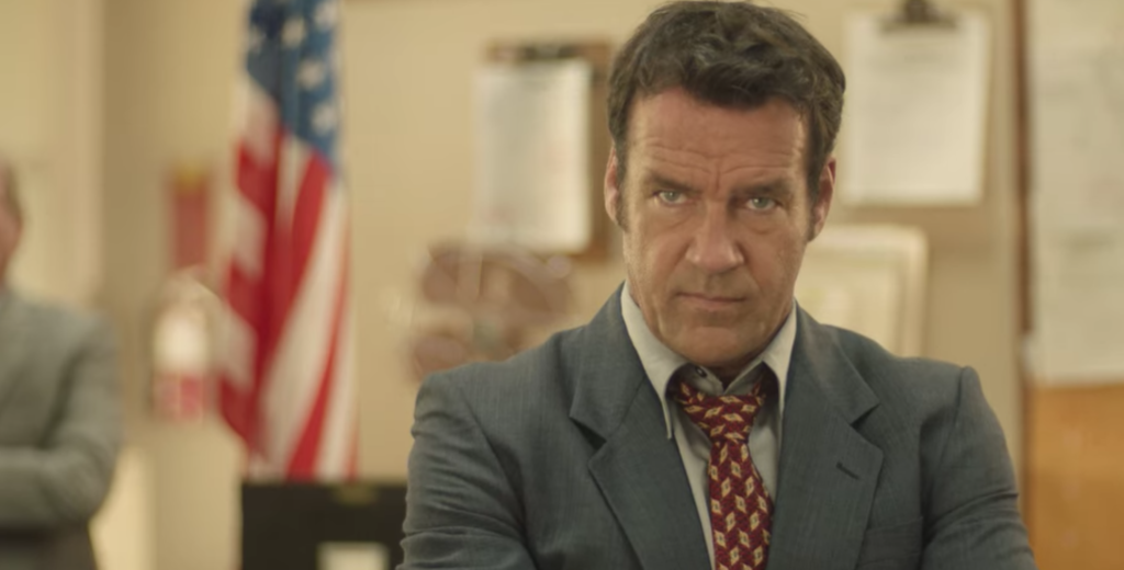 David James Elliott, Sgt Larry Pinkerton, Believe Me: The Abduction of Lisa McVey, cast, Netflix