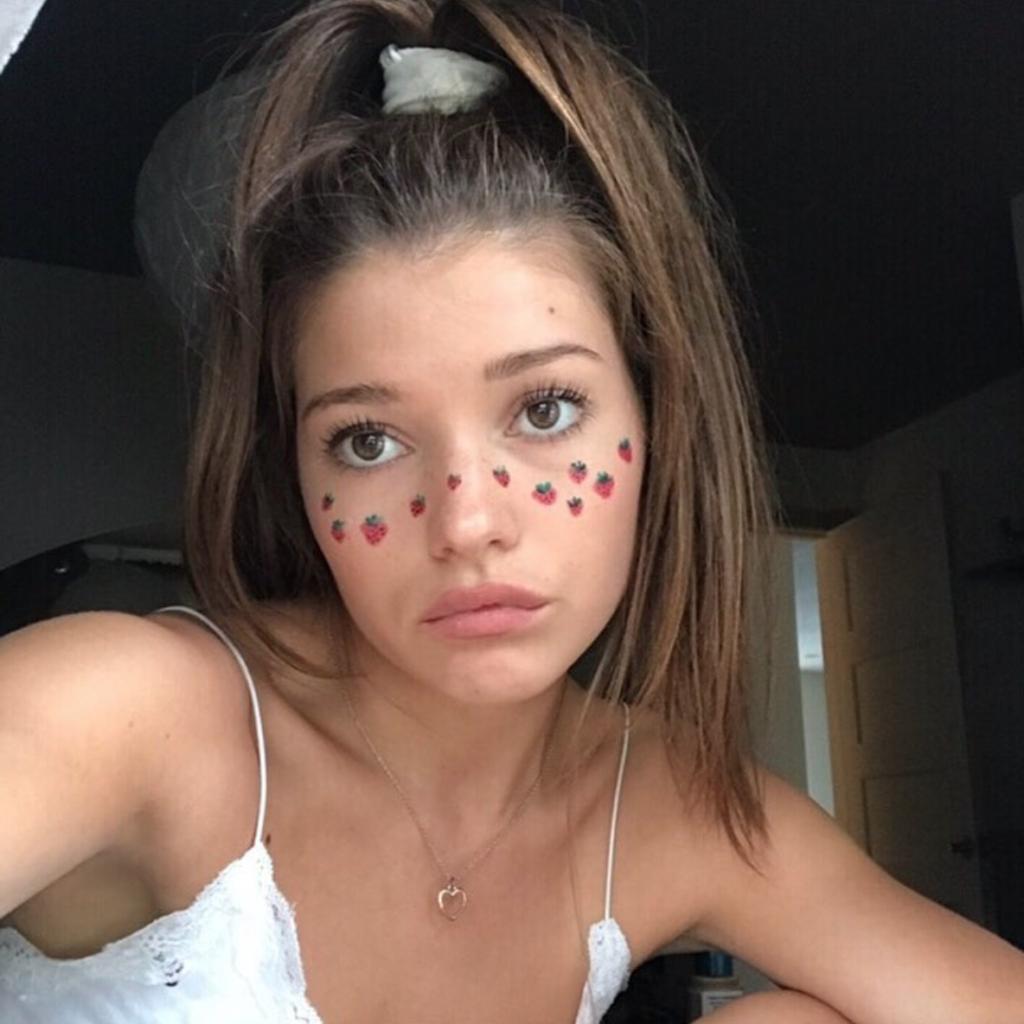 Katie Douglas, actress, Instagram