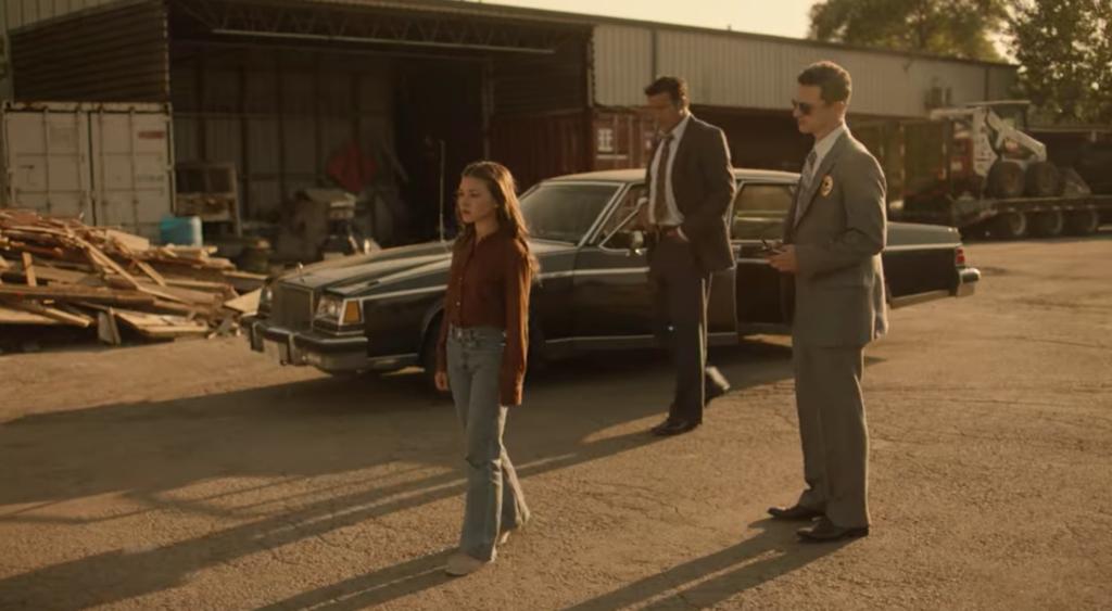 Katie Douglas, height, Lisa McVey, Believe Me: The Abduction of Lisa McVey, Netflix