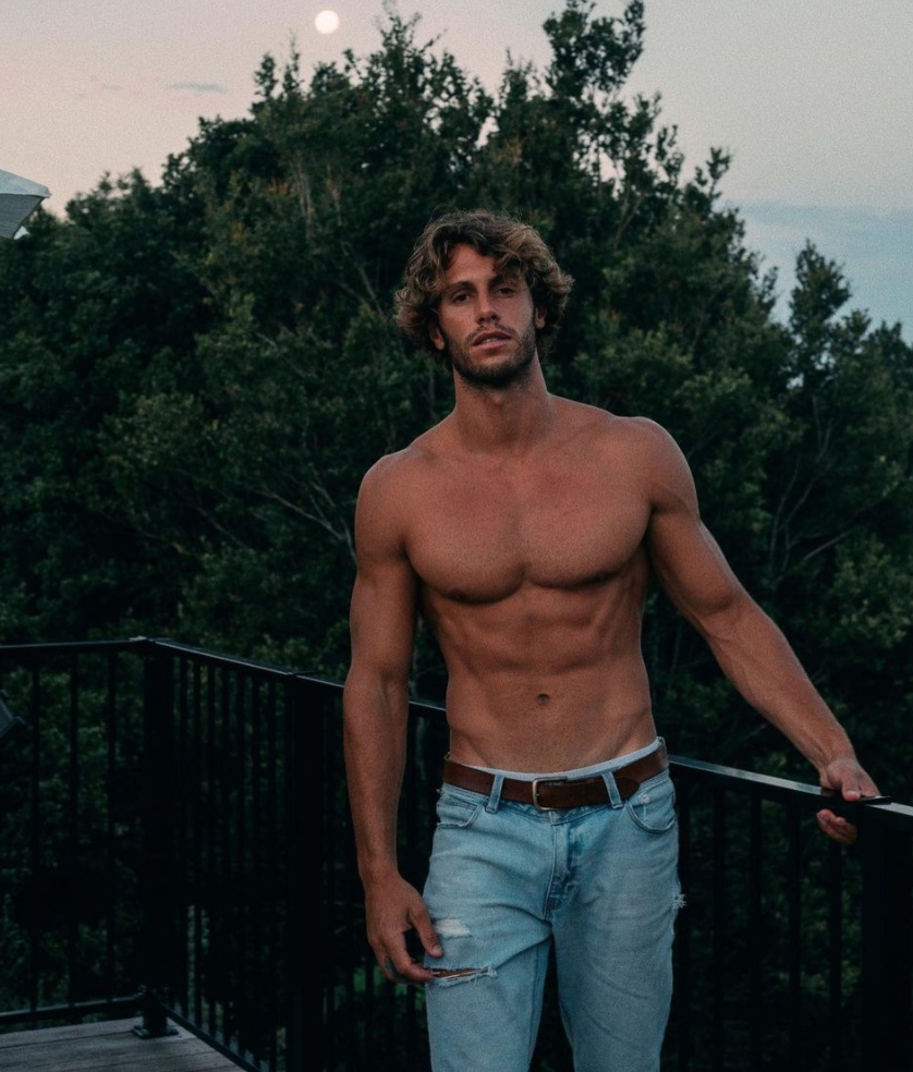 Influencer cast for new Netflix reality series Byron Baes, Elias Chigros