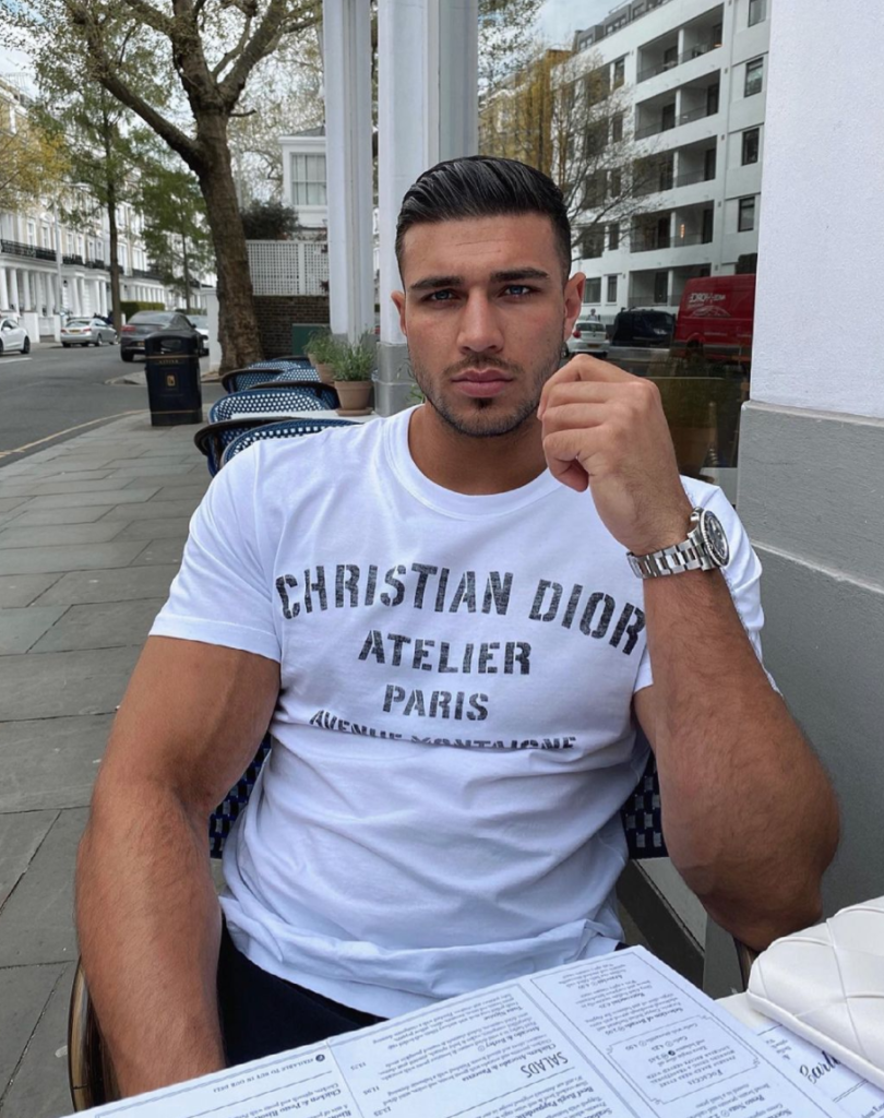 The Instagram earnings of past Love Island stars, Tommy Fury