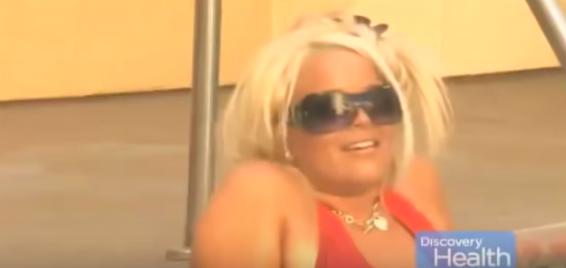 Trisha Paytas, My Strange Addiction, Tanning
