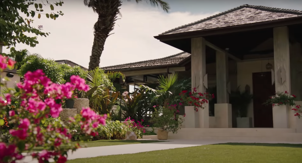 Inside the new Turks & Caicos Islands villa for season two of Too Hot To Handle on Netflix