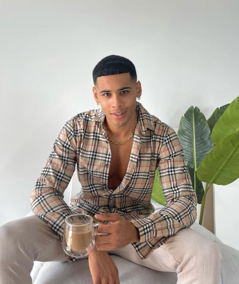 Ellis Iyayi: One of the boys who is on the Love Island 2021 rumoured contestants cast list