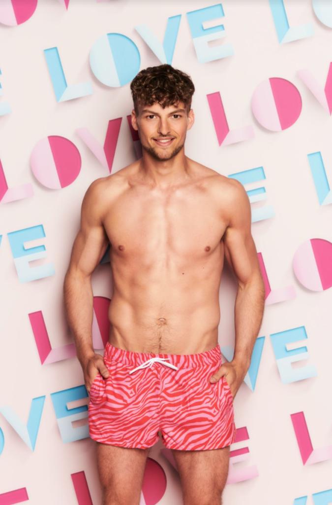 Hugo Hammond: Love Island has announced the Islander cast list of 2021