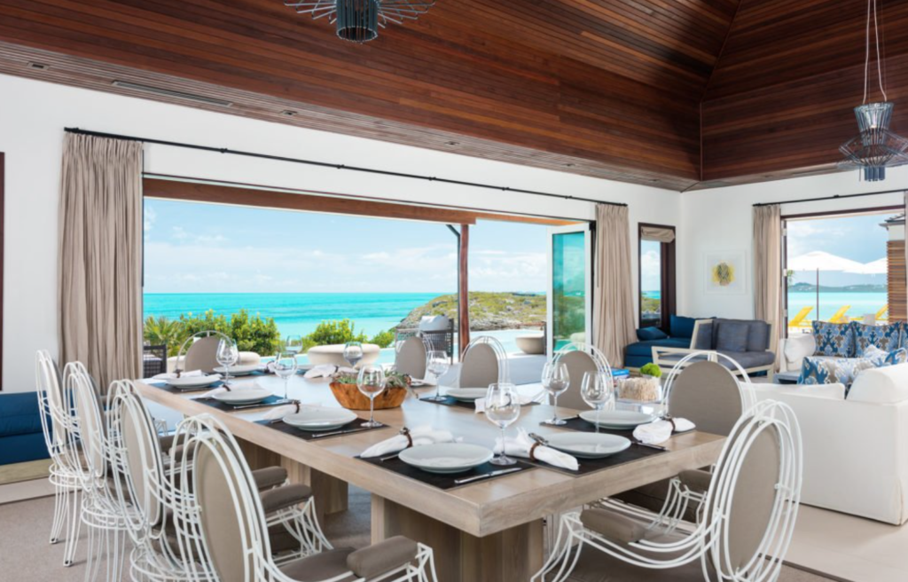 Too Hot To Handle: Inside the real life villa filming location in Turks and Caicos