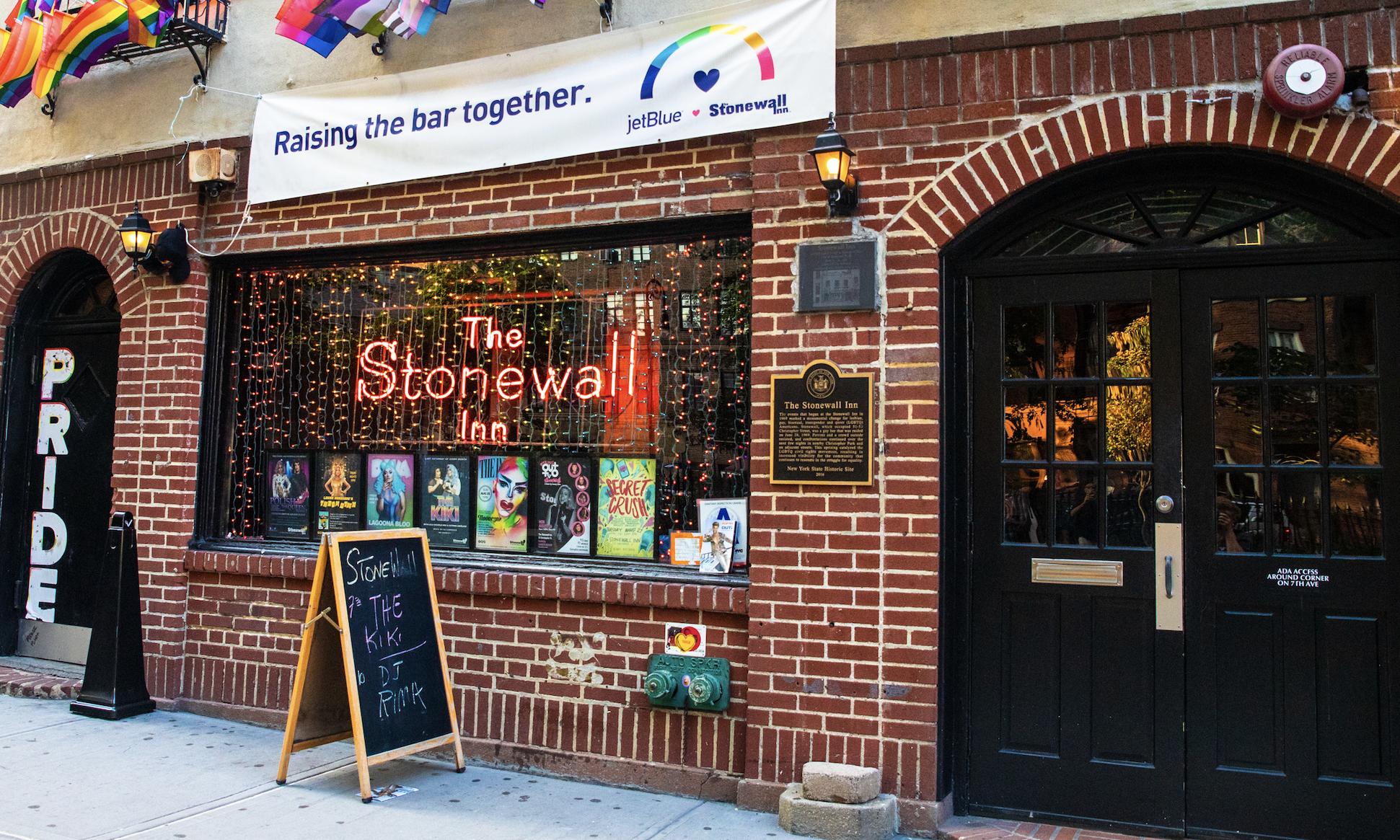 Pride history, Stonewall Inn