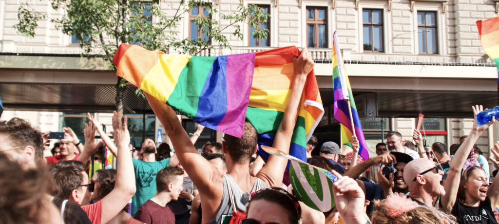 Pride history