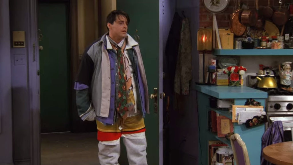 friends worst outfits