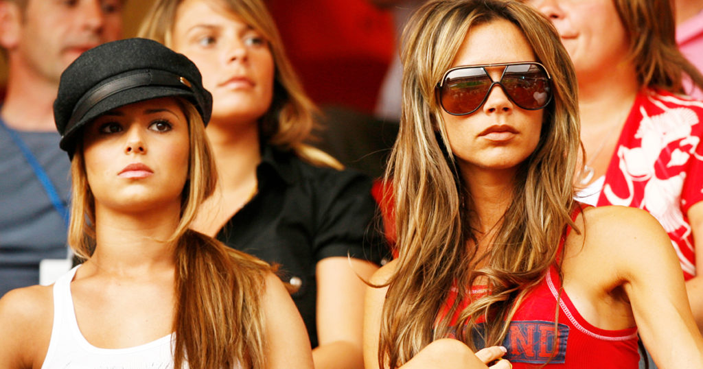 Personality quiz to find out which England football WAG you are
