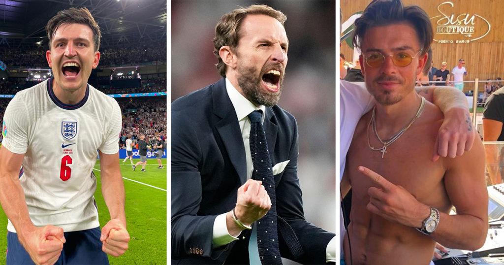 A quiz to find your England Euro 2020 squad boyfriend