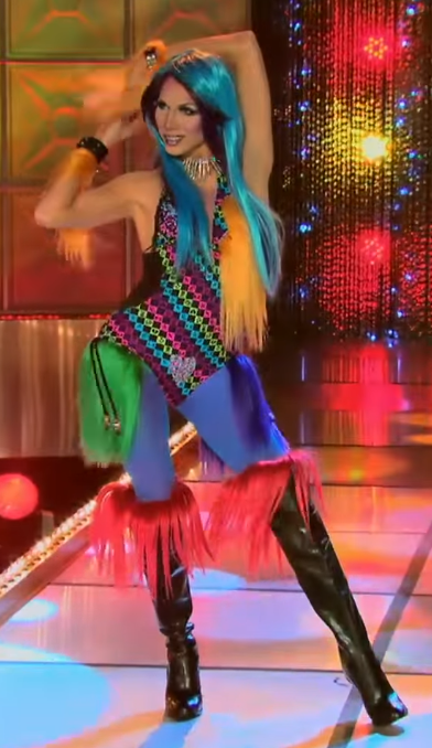 RuPaul's Drag Race looks