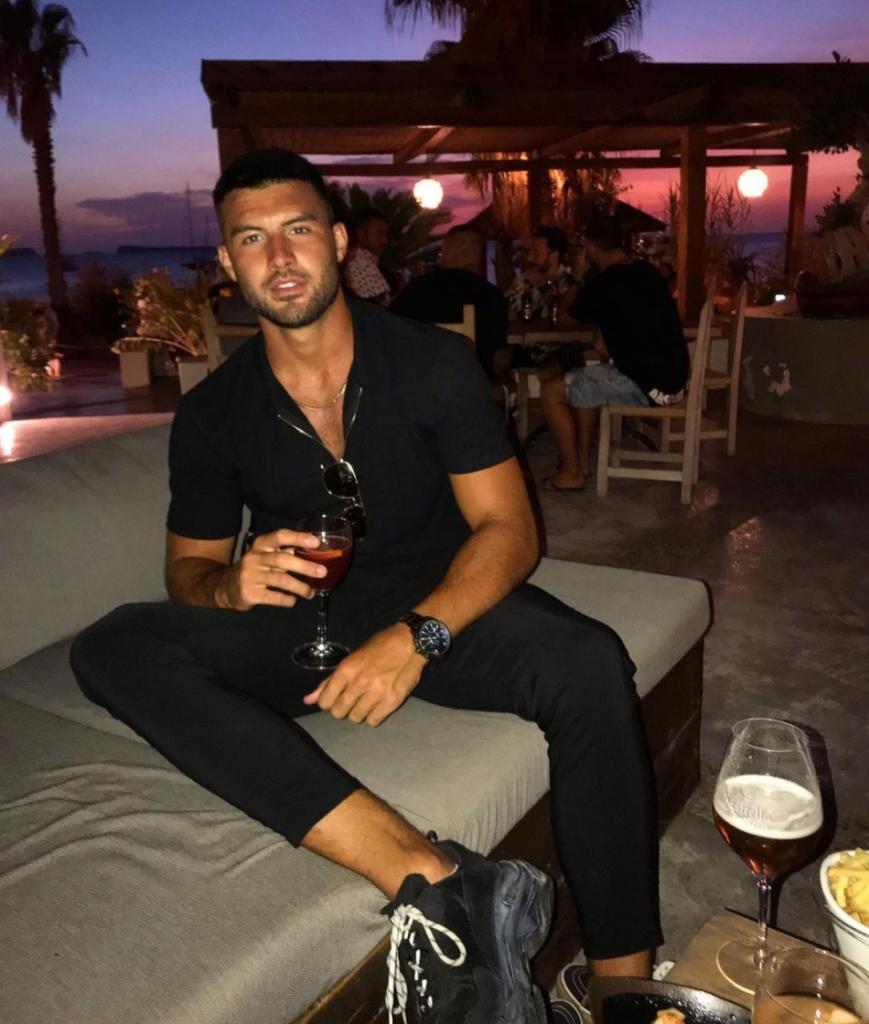 Liam Reardon: Meet the new Love Island 2021 bombshell entering the villa tonight, age, Instagram, job