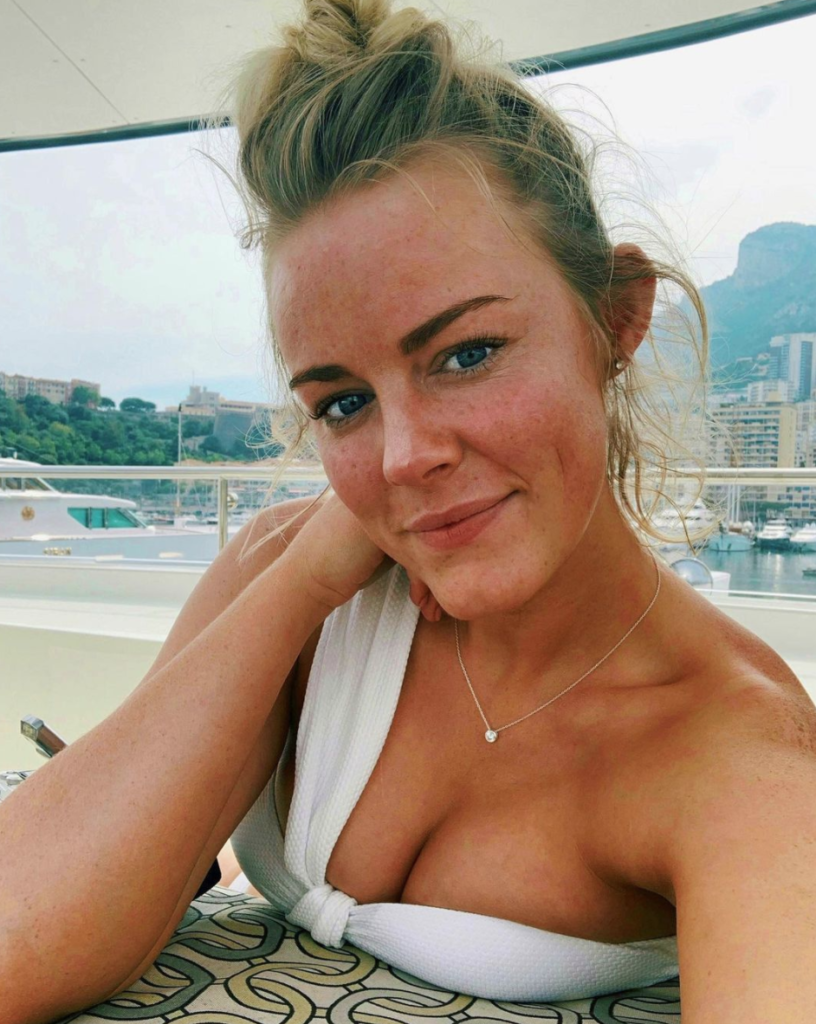 Georgia Townend: Meet the new Love Island 2021 bombshell and her age, Instagram, job and where she is from