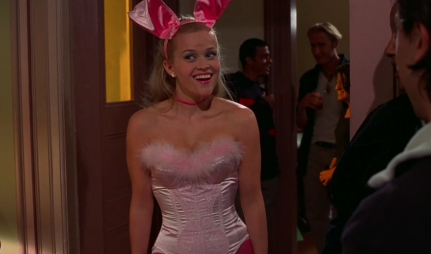 legally blonde outfits ranked
