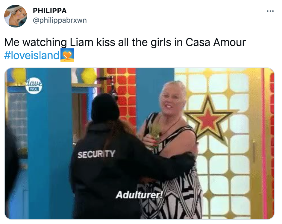 The best memes and reactions to last night on Love Island as Casa Amor 2021 started