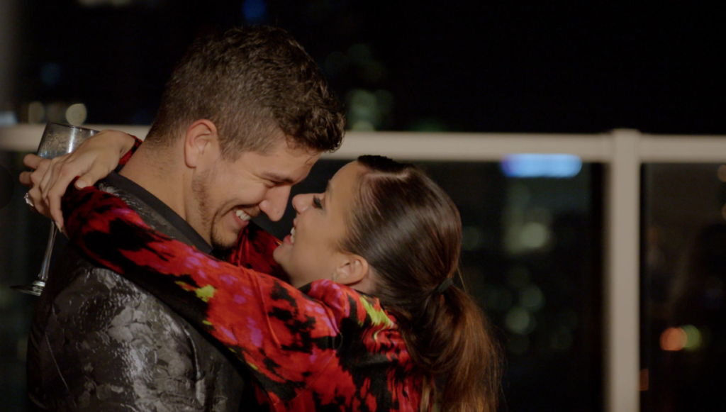 When was Love Is Blind: After the Altar reunion show on Netflix filmed?