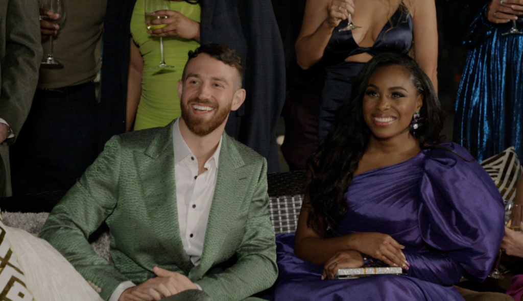 A preview of Love Is Blind: After the Altar reunion show series ahead of release on Netflix tomorrow