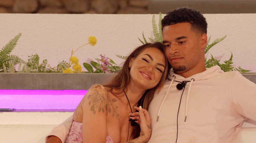 Toby and Abi, Love Island