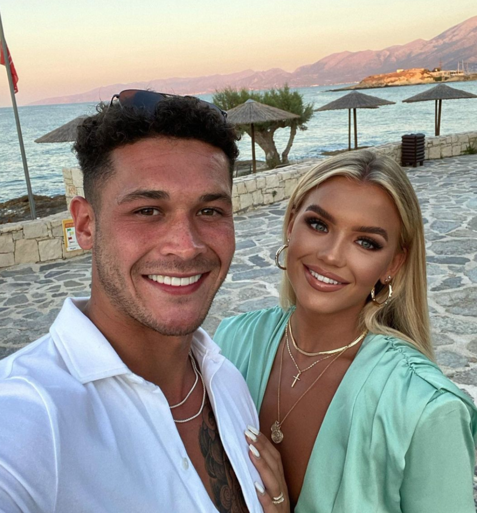 All the Love Island couples who met during Casa Amor and stayed together the longest, Callum and Molly