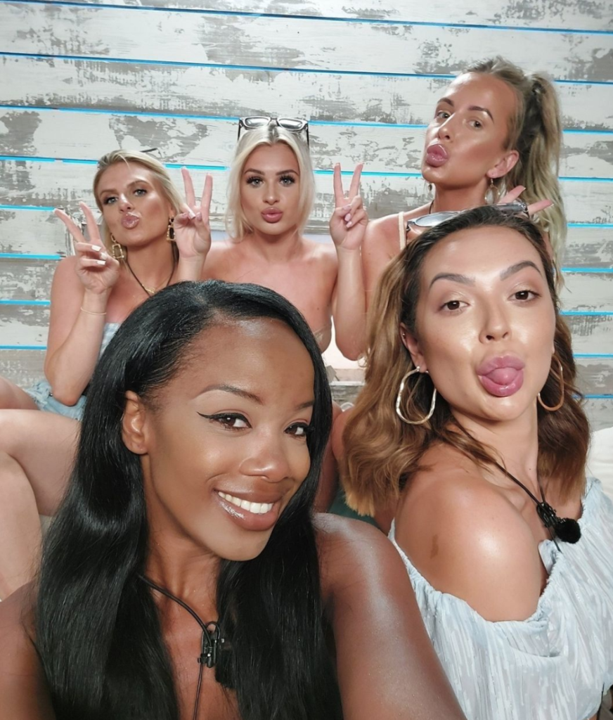 Love Island 2021: The best pictures Islanders have taken on their phones in the villa